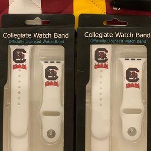 Accessories - South Carolina Gamecocks Watch Band